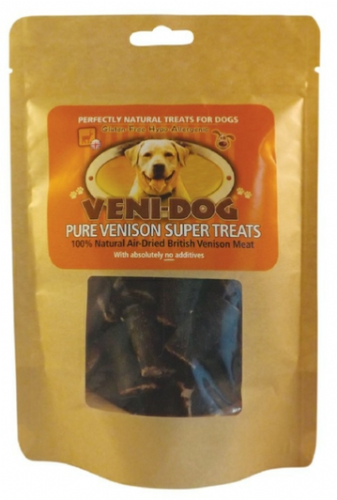 Veni Dog - Venison - Super Treats - 75gm